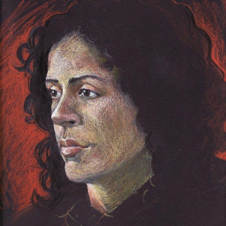 portrait of Esther 04.04.11